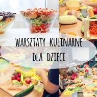 Tęczowe sałatki - warsztaty kulinarne dla dzieci