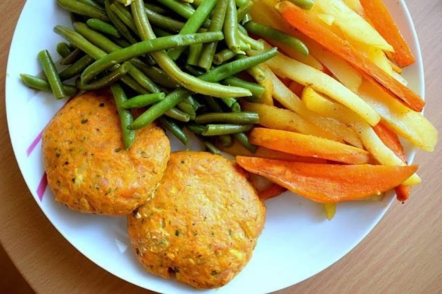 Przepis Na Kotlety Z Indyka Z Marchewka Dietetyczny Obiad