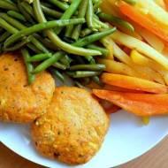 Kotlety z indyka z marchewką - dietetyczny obiad :)