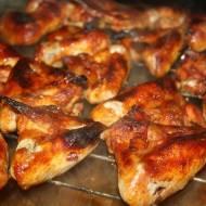 Weekendowe skrzydełka z piekarnika