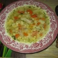 Zupa z zacierkami