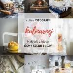 Kulisy fotografii kulinarnej: Jak robi zdjęcia Małgosia z bloga Ósmy kolor tęczy + Linkowe Party