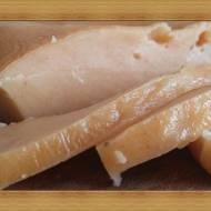 Domowy zółty ser bez podpuszczki z dodatkami lub bez :)