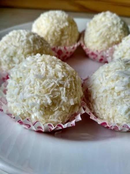 Praliny kokosowe