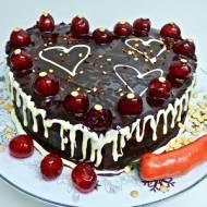 Diabelski torcik - z czekoladą i chilli.