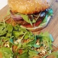 Domowe burgery zserem blue
