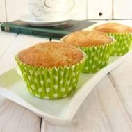 Pomarańczowe muffiny z nadzieniem z ricotty