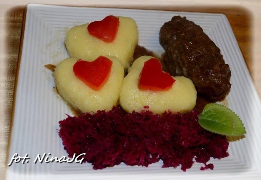 Walentynkowy obiad przepisy