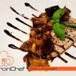 Drób z warzywami – obiad niskokaloryczny