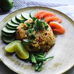 Fried Rice Chicken - smażony ryż po tajsku