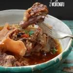 Zupa ogonowa z wolnowaru