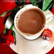 Gorąca czekolada z pralinką Lindta