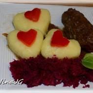 Walentynkowy obiad śląski