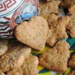 Ciasteczka cynamonowe z otrębami pszennymi
