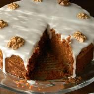 Ciasto marchewkowe (bezglutenowe)