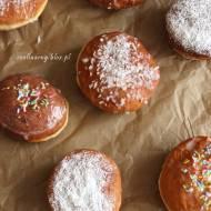 Pączki zestawienie przepisów + Pancake Day :)