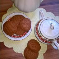 Szybkie ciasteczka o smaku pierniczków