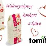 Walentynkowy konkurs z kawą Cafe Tommy - wyniki