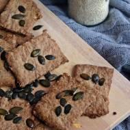 Dietetyczne ciastka z ziarnami