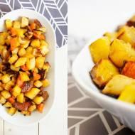 Pieczone warzywa w miodzie i czosnku (5 składników)