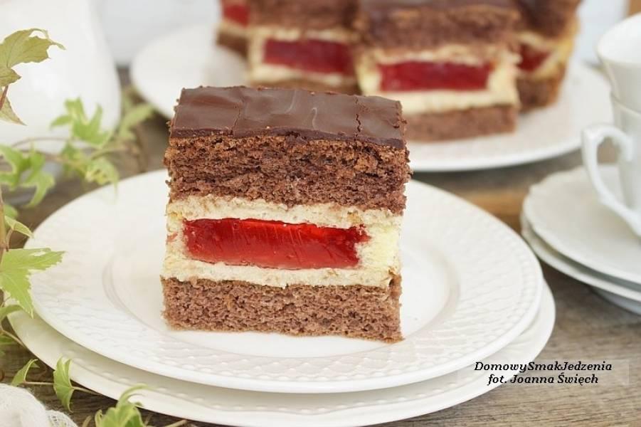 Przepis Na Ciasto A La Delicja Domowy Smak Jedzenia Katalogsmakow Pl