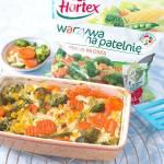 Zapiekanka z warzywami, bardzo szybka :-)