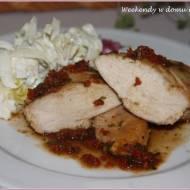 Kurczak w sosie jerk według Jamiego Olivera