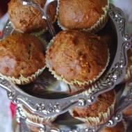 Muffinki marchewkowe z figami