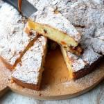 Ciasto tropikalne na oleju kokosowym i gęsich jajach- łatwe, szybkie, pyszne!