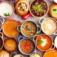 Hasło tygodnia - rozgrzewające zupy.