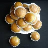 Pieczone pączki | Fit pączki z mąki orkiszowej pełnoziarnistej
