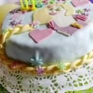 """Tort """"Roszpunka"""""""