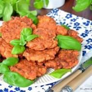 Kotleciki z kurczaka z suszonymi pomidorami i słonecznikiem