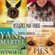 Książki na ferie