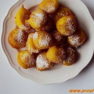 Małe pączki dyniowo-kokosowe bez jajek, drożdży i glutenu