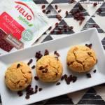Ciasteczka pełnoziarniste z kokosem i berberysem