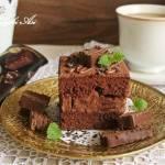 Kostka czekoladowa Lusette