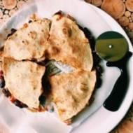 Tortilla w stylu KFC Quritto