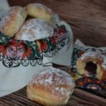 Słodkie środy  - Pączki pieczone w piekarniku