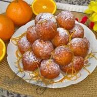 Mini Pączki o Smaku Pomarańczowym