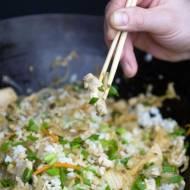 ryż smażony w 5 krokach