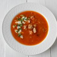 Soljanka - pyszna, rozgrzewająca zupa rosyjska.
