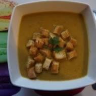 Zupa krem – brokuły i warzywa