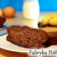 Pełnoziarnisty chlebek bananowy (fit, bez cukru)