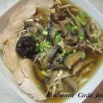 Azjatycka Zupa Grzybowa