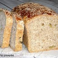 Chleb orkiszowy z oliwkami na kapryśne choróbsko
