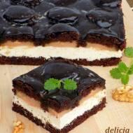 "ciasto ""orzechowa delicja"""