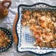 Topinambur zapiekany z serem