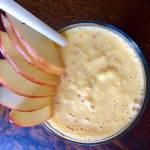 Shake jabłkowo-cytrusowy. Drugie śniadanie.