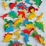 Ciastka dinozaury (bardzo kruche)